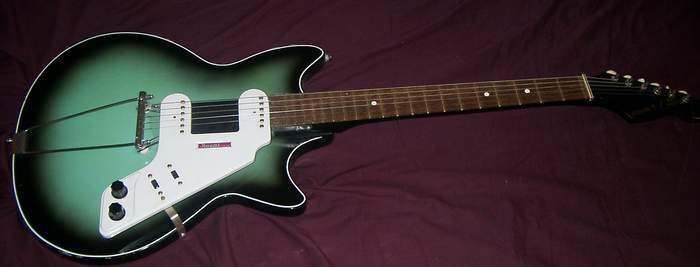 guitare electrique egmond